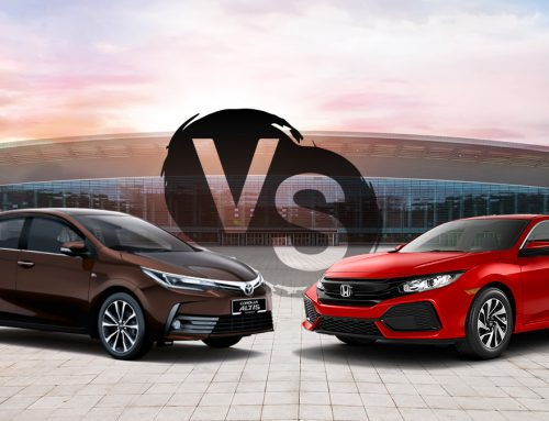 Toyota Corolla Vs Honda Civic