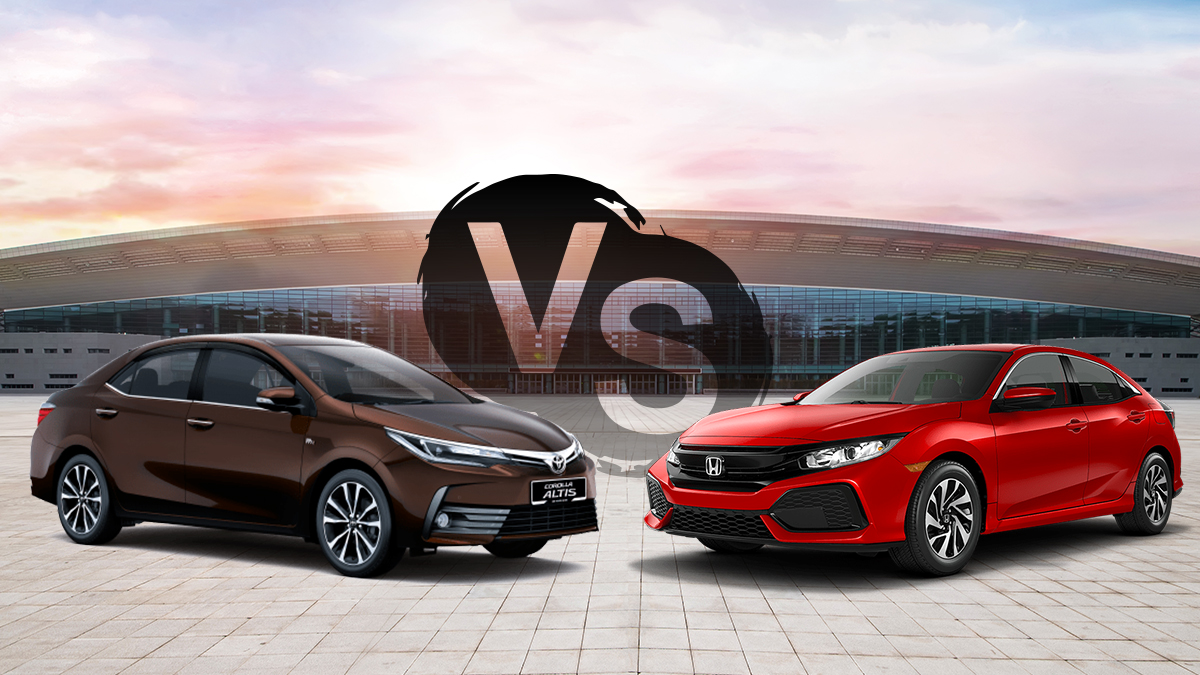 Toyota Corolla Vs Honda Civic | Wash junction