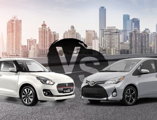 Swift VS Vitz